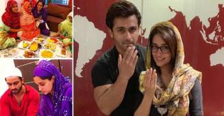 Dipika Kakar's husband Shoaib's sweet gesture for her amidst Ramzan Fasting will give you major couple goals