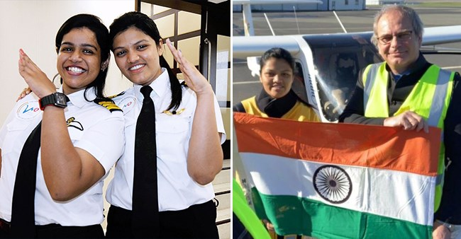 Meet Aarohi Pandit, The World's First Woman To Cross The Atlantic Ocean In LSA and she's just 23 years old