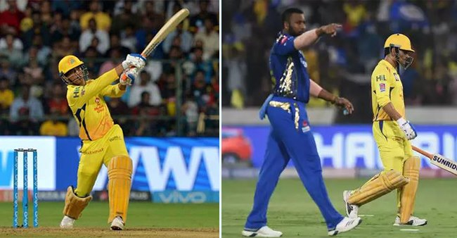 IPL 2019: Twitter reacts to MS Dhoni's run out versus Mumbai Indians, fans have a divided opinion on crucial call