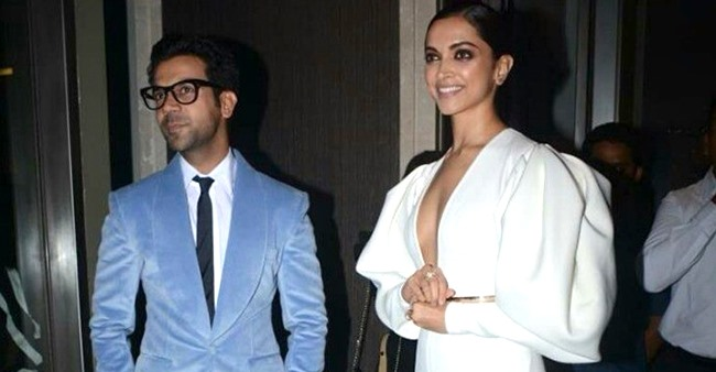 Deepika Padukone and Rajkummar Rao were the original cast for THIS film but one of them got replaced, find out details inside