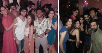 Harshad Chopda's birthday bash pictures go viral, Jennifer Winget, Karan Wahi, Sehban Azim spotted partying
