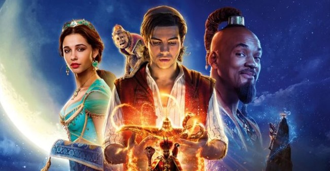 Guy Ritchie's Aladdin is a delight to watch and one should not miss this one