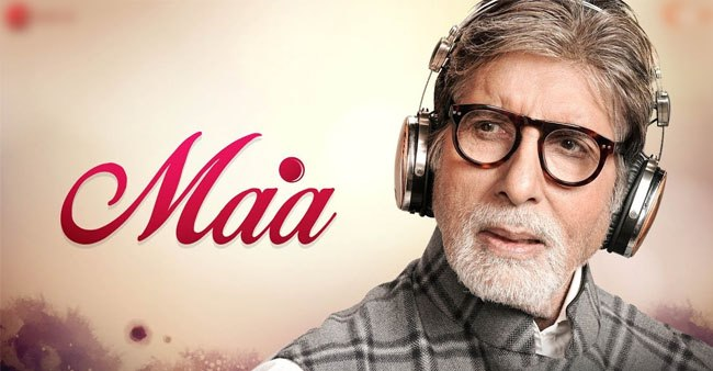 Amitabh Bachchan to release a special song called 'Maa' on Mother's Day