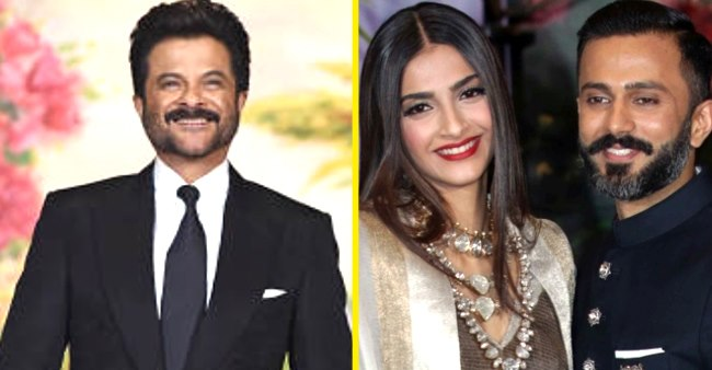 Anil Kapoor reveals that Anand Ahuja went beyond his expectations and it is adorable