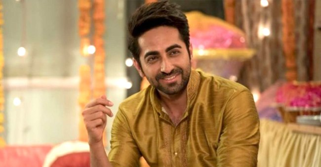 """I'm always known for middle-of-the-road cinema"" Ayushmann Khurrana talks about his success story"