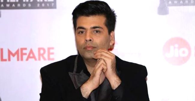 'It is for you India' its Karan Johar's dream to walk down the Oscar Red Carpet and win an Academy Award for his Country