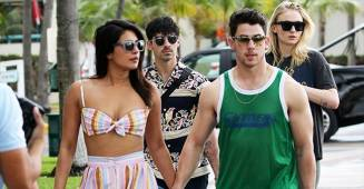 Nick Jonas has the most adorable reaction as Priyanka Chopra walks the red carpet at Cannes Film Festival 2019