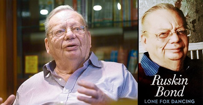 Happy Birthday to Indian William Wordsworth aka Ruskin Bond