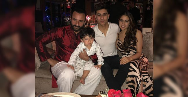 Sara Ali Khan's Instagram account proves Pataudi Family are really close to each other especially the siblings