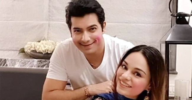 Sharad Malhotra and wife Ripci spends quality time together and the pictures are too adorable to handle