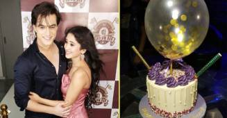 Shivangi Joshi had a gala time at her small screen party she hosted for her Birthday Eve