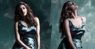 Kajal Aggarwal Sets Ablaze on the Internet with her Sizzling Pictures in Latest Photo Shoot