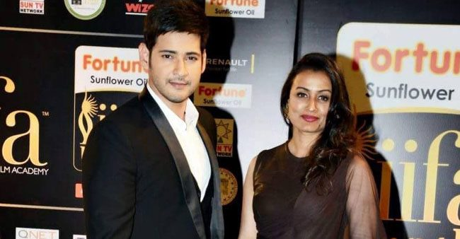 Namrata Shirodkar's Encouraging Note for hubby Mahesh Babu's Film is the most Adorable Thing Today
