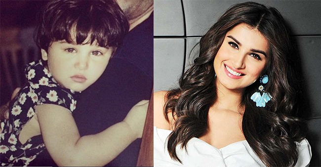 See Pic, Tara Sutaria Shares a throwback picture of herself and she looks like a cute butterball baby in it
