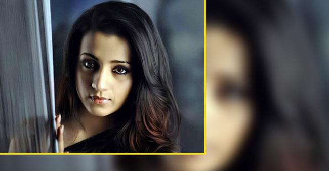 Trisha Finally Opens up about Her Relationship Status
