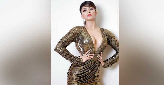 Urvashi Rautela's Steamy Look in a Metallic Costume, Check Pictures from Fashion Event