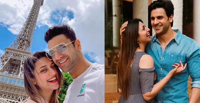 Divyanka Tripathi and Vivek Dahiya Latest Vacation Pics Will Give You Major Couple Goals – Pictures Inside
