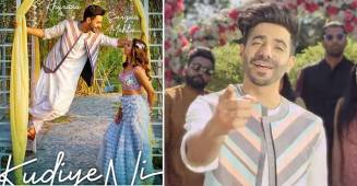 Aparshakti Khurana and Sargun Mehta Featured in a Latest Video Song Titled 'Kudiye Ni'