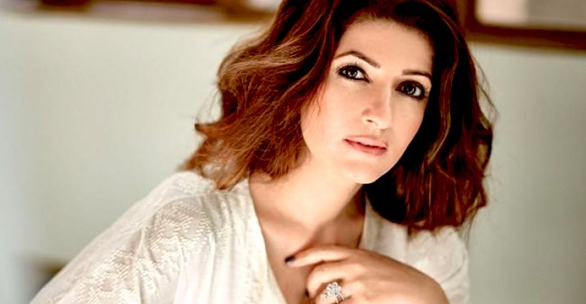 Photo: Twinkle Khanna proudly shows off her fresh harvest