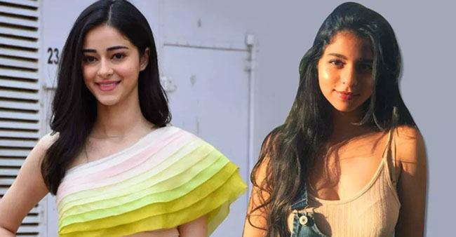 Bff Suhana Khan And Ananya Panday Were To Step In Bollywood With 'My Name Is Khan'