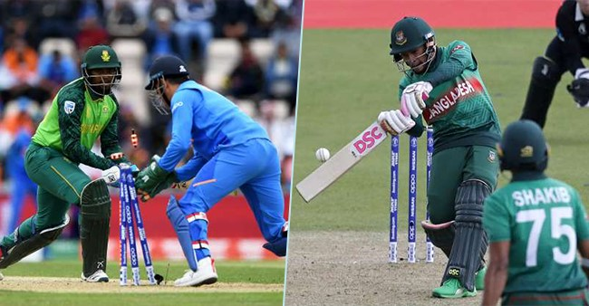Cricket World Cup 2019: Best Moments So Far From The Cricket Carnival of 2019