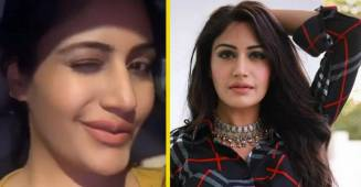 Watch: Ishqbaaaz actress Surbhi Chandna's wink will remind you of Priya Prakash Varrier's iconic wink