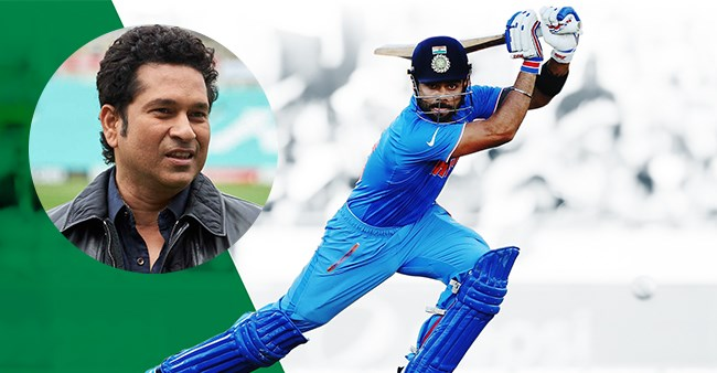 Sachin Tendulkar Hails Virat Kohli's Captaincy after India's First Win at the ICC World Cup 2019