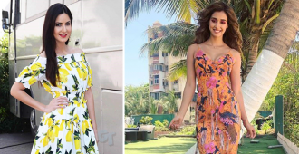 Disha Patani Says She Feels unfortunate to not have shared screen space with Katrina Kaif in Bharat