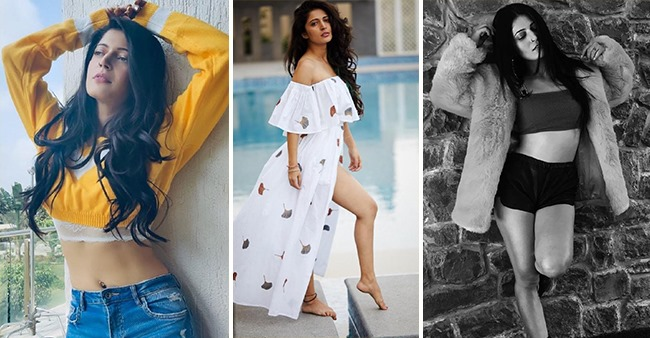 Over The Time, Charlie Chauhan Has Become A Glamorous Diva
