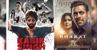 Box Office Collections: Kabir Singh earns 20 crores on Day 1; Salman Khan's Bharat still going strong at Day 12