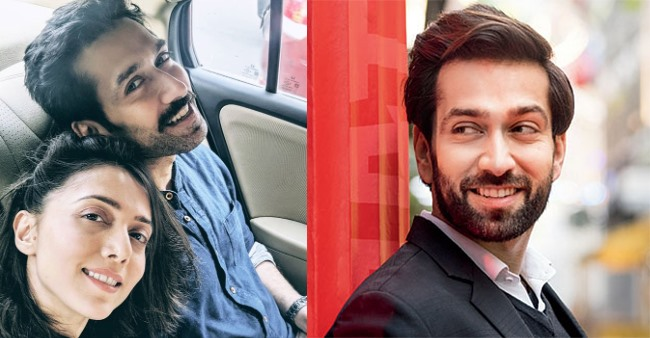 Ishqbaaaz fame Nakuul Mehta posts a lovely pic with wife Jankee Parekh; Calls Her 'His Co-Passenger'