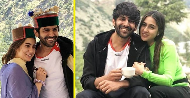 Kartik Aaryan and Sara Ali Khan's Latest Pictures From Himchal Will Lighten Up Your Dull Day