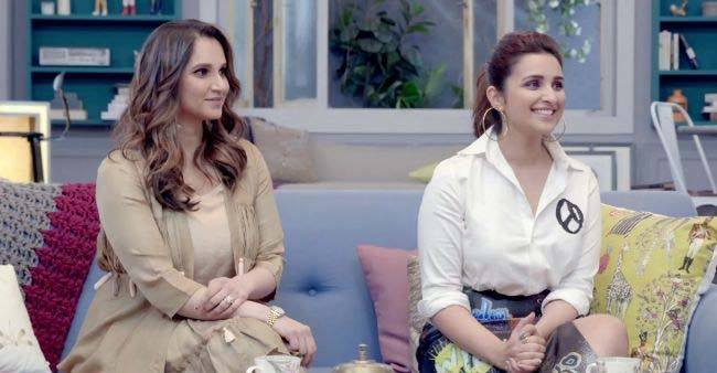 Sania Mirza Reveals The BIG SECRET About Her BFF Parineeti Chopra Which She Did Not Wanted to Reveal