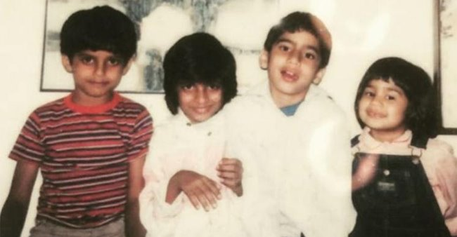 Farhan Akhtar Turns Back Time, Shares an Adorable Throwback Picture with Zoya Akhtar and cousins, see pics