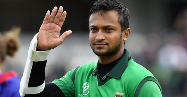 CWC 19: Shakib Al Hasan Matches Yuvraj Singh's Record For Best All Round Performance in World Cup