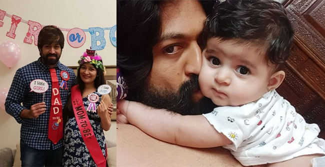Fans Slam Yash Radhika Pandit For Second Pregnancy; Netizens Call the Couple 'Uneducated' and 'Unfit Parents'