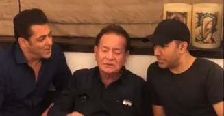 Salman Khan Posts Heartlfelt Video of His Father Salim Khan Singing a Song; Calls His Father Sultan, Tiger, Bharat of his family!