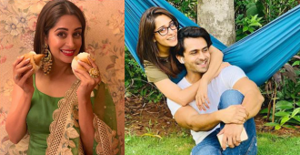 Bigg Boss 12 Winner Dipika Kakar Enjoying Her 'Garam Garam Vada Pav n Chai' in Cool Weather