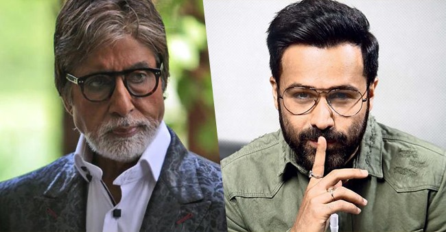 Amitabh Bachchan and Emraan Hashmi will be seen together in Rumi Jaffrey's Chehre