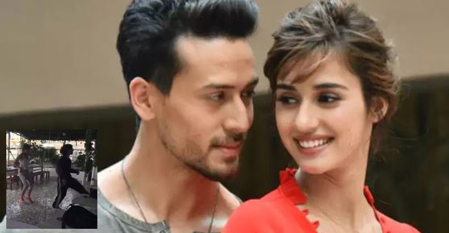 Tiger Shroff wishes Disha Patani in the most adorable way possible