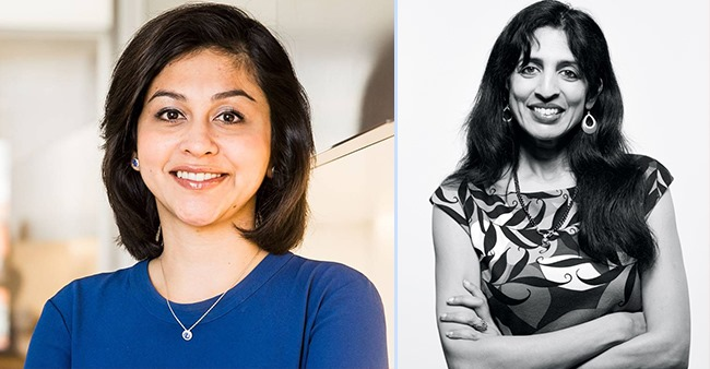Three Indian-origin made it to the Forbes America's 80 richest self-made women