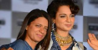Kangana Ranaut helps sister Rangoli in designing her house in the hills of Manali