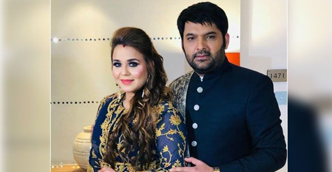 Kapil Sharma to be a father soon, leaves nothing undone when it comes to wife Ginni Chatrath