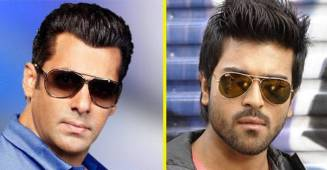 """It is an amazing picture, I remember it."" says Salman Khan on training with Ram Charan"
