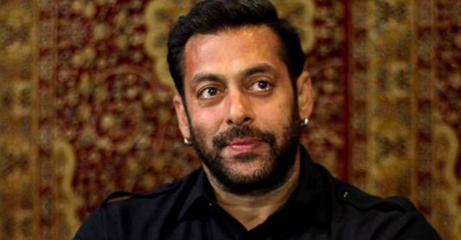 Salman Khan quotes that only he has permission to expose in his films