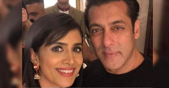 Sonali Kulkarni finally opens up about her experience of a Mother to Salman Khan
