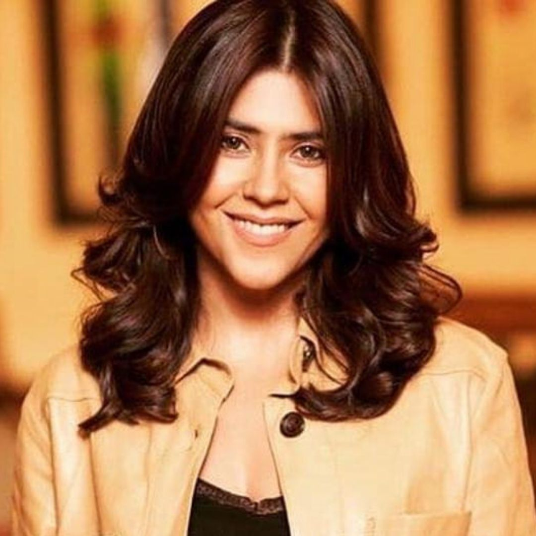 Ekta Kapoor enjoys a gala time as she spends the birthday with friends and family