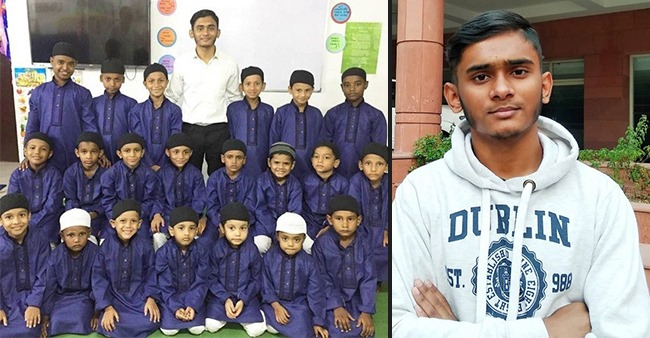 Meet Wali Rahmani, a twenty year old boy who is a father to 23 orphan children
