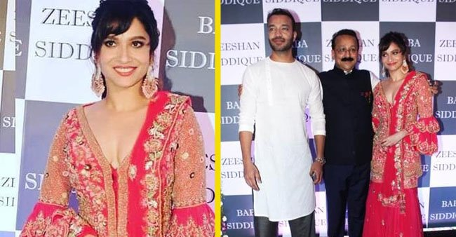 Ankita Lokhande And Vicky Jain Appeared As Couple At Baba Siddique Iftar's Party, Hints Wedding!