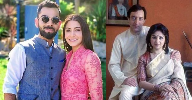 From Sharmila Tagore to Anushka Sharma, Film Actresses' List Tied a Knot to Cricketers